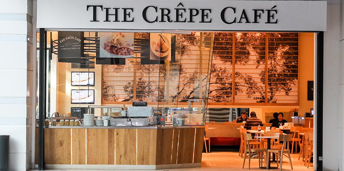 The Crepe Café