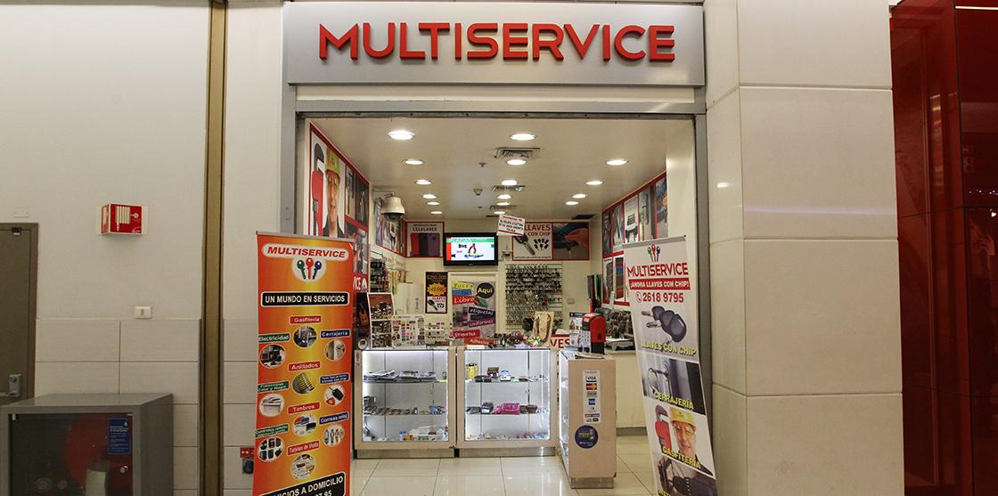 Multiservice